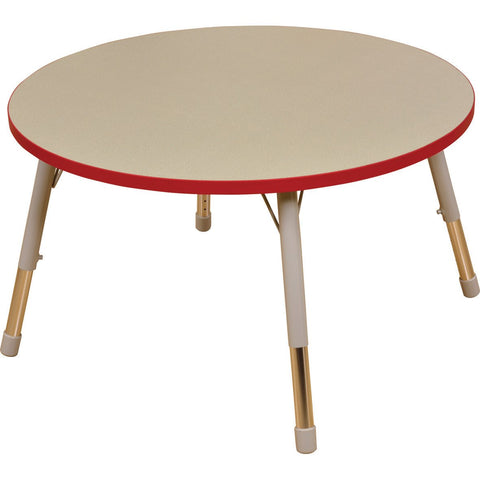 Thrifty-Round-Table-(4-Seater)---Red-