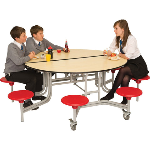 Round-Mobile-Folding-Dining-Table---8-Seat-Unit-(685mm)-