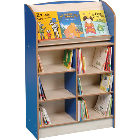 Single-Sided-1200mm-Bookcase-