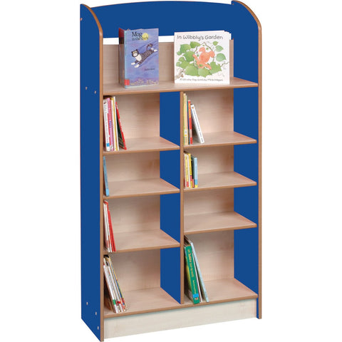 Single-Sided-1500mm-Bookcase-
