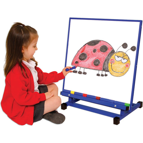 Large-Multipurpose-Desktop-Easel---Blue-