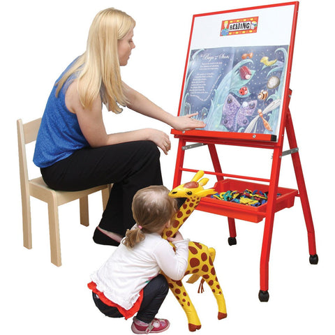 Little-A-Frame-Mobile-Easel---Red-