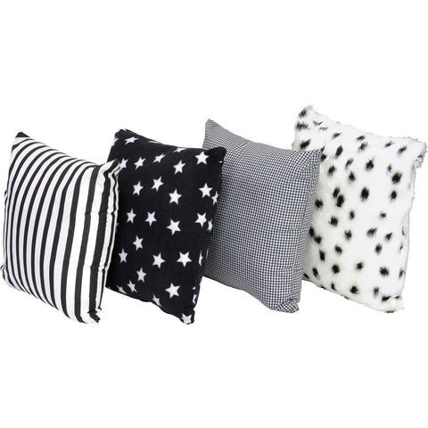 Scatter-Cushions---Black/White-pk-4