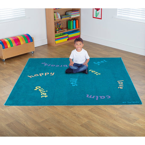 Mindfulness Carpet