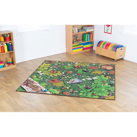Woodland Double-Sided Carpet