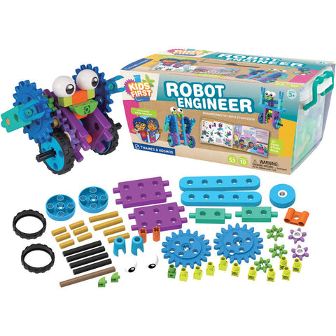 Robot-Engineer-