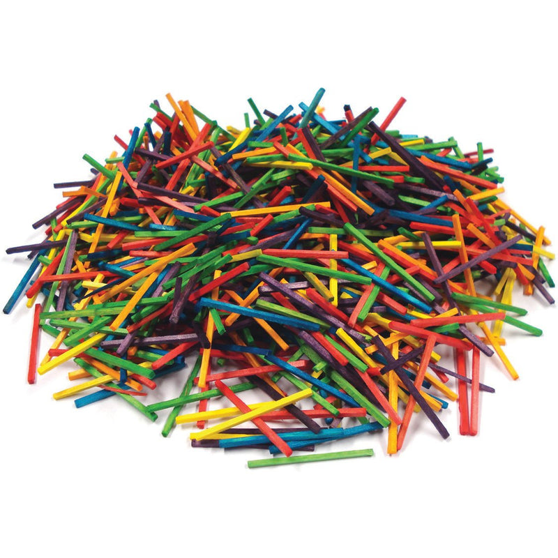 Matchsticks-(Coloured)-pk-1000