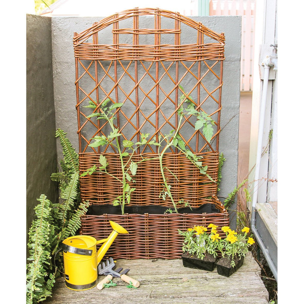 Willow-Trellis-Garden-Planter-