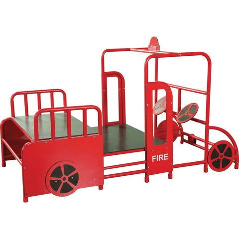 Outdoor-Play-Gym---Fire-Engine-