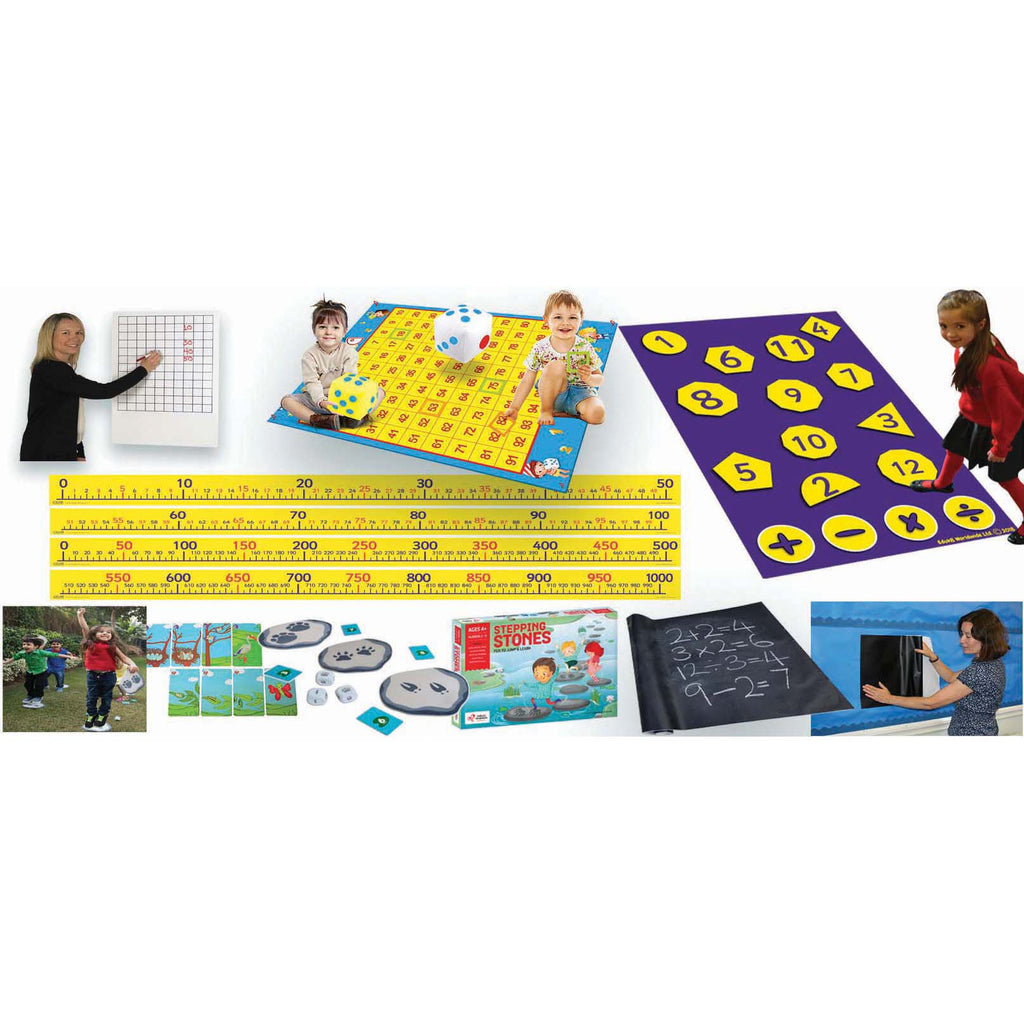 Numeracy in the Playground Kit