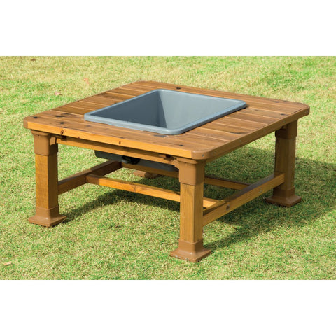Outdoor-Square-Messy-Table