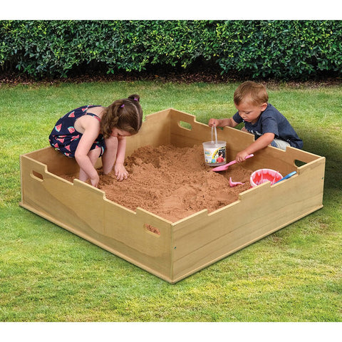 Sand Pit with Lid