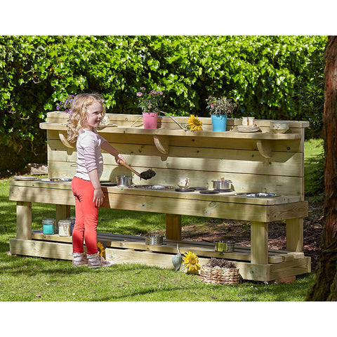 5-Station Mud Kitchen