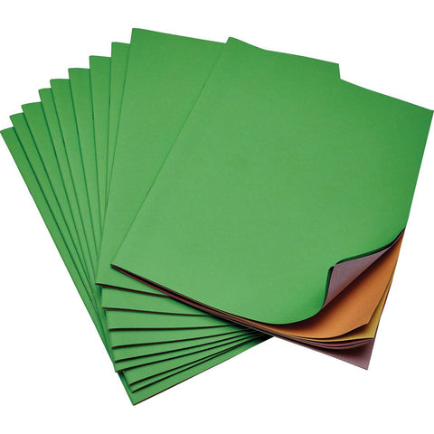 Scrapbooks-(Green/Pastel)-pk-50