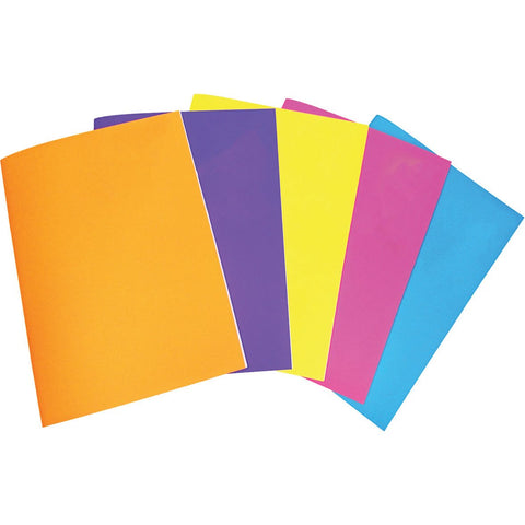 Laminated-Sketchbooks---Assorted-pk-10