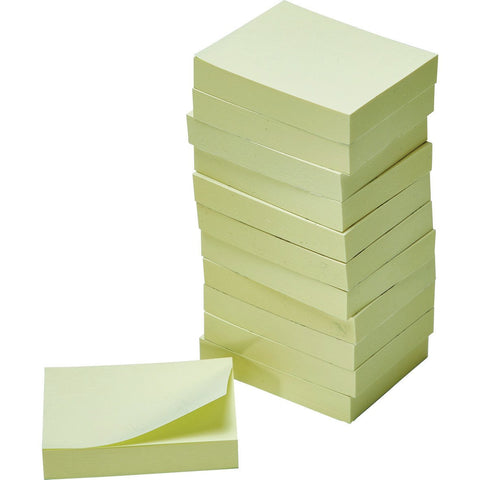 Sticky-Notes-(Yellow)-38-x-50mm-pk-12