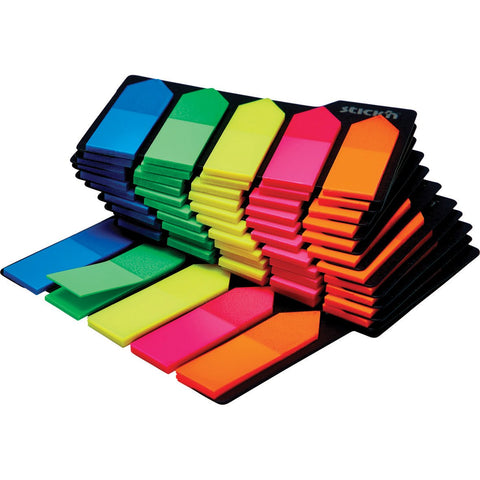 Neon-Arrow-Index-(Assorted)-pk-12