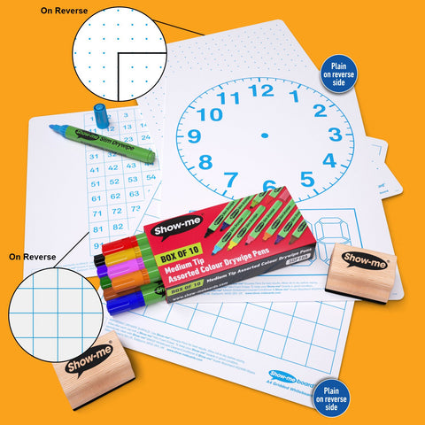 Show-Me Home Maths Pack