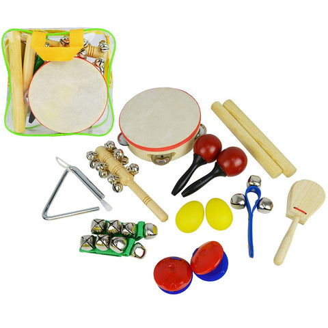 Handheld Children's Percussion Set