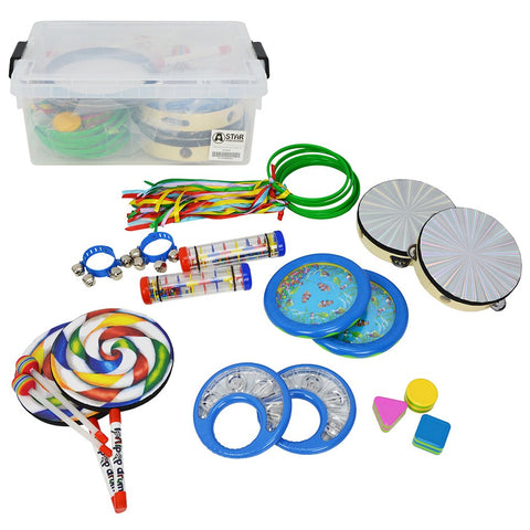 Sensory Development 30 Player Instrument Pack