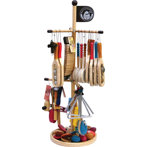 Multicultural Instrument Collection 31pc