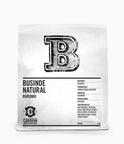Businde Natural Espresso