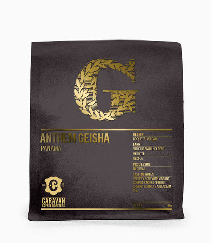 Anthem Geisha