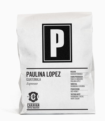 Paulina Lopez Red Honey