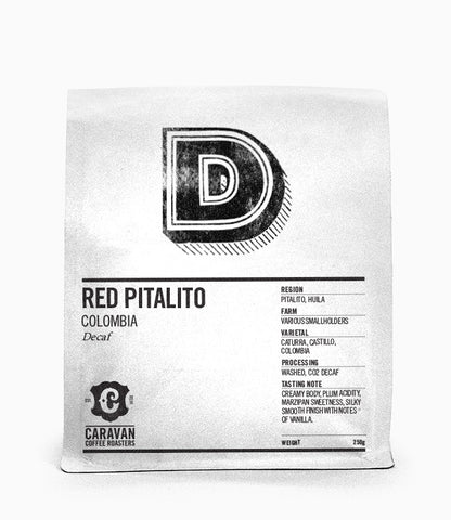 RED PITALITO - DECAF