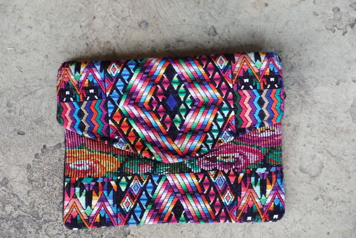 Chiapas Clutch | Tonina