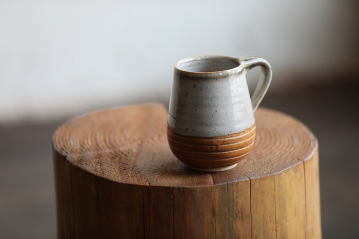 Carved Mug | Orange