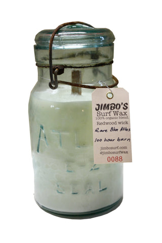 Blue Quart Antique