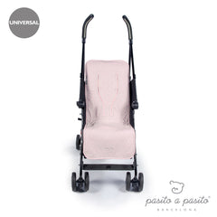 Baby pushchair liners