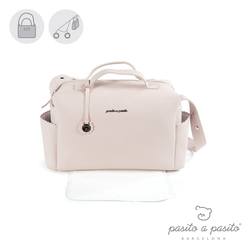 Biscuit Baby Changing Bag Pink