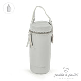 Biscuit Bottle Holder - Grey