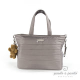 Aspen Baby Changing Bag - Grey - Amelia loves - 3
