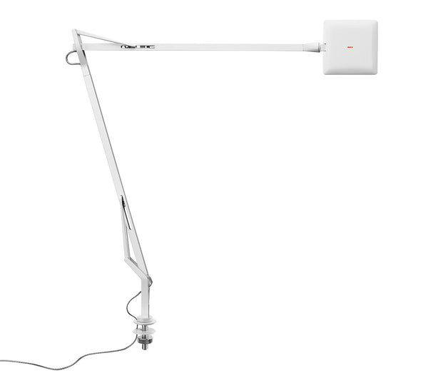KELVIN LED EDGE – DESK SUPPORT, HIDDEN CABLE