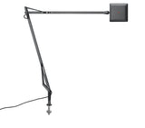 KELVIN LED EDGE – DESK SUPPORT, VISIBLE CABLE
