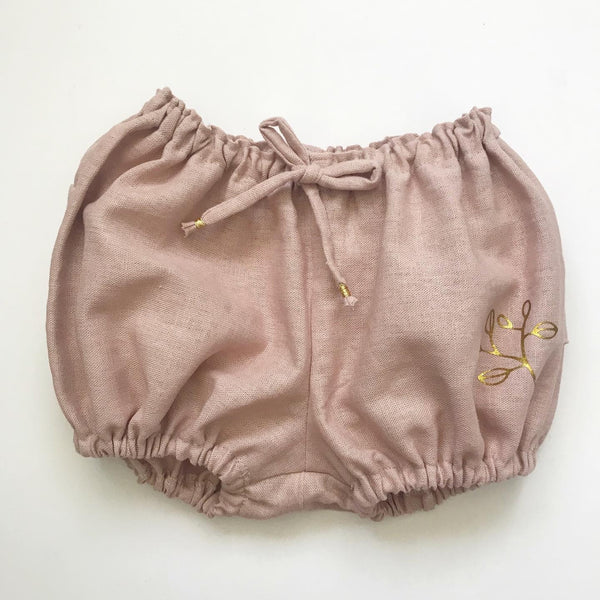 Bloomers rosa 74/80