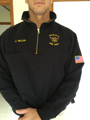 c43093012 Firefighter and fire department clothing and apparel - custom print ...