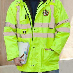 Game 6 in 1 Hi-Vis Jacket