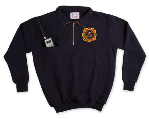 Responder Soft Collar Firefighter's Work Shirt