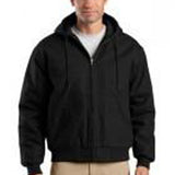 CornerStone® Duck Cloth Hooded Work Jacket