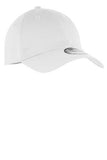 New Era Unstructured Low Profile Stretch Cotton Fitted Cap