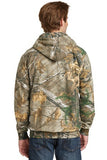 Russell Outdoors Realtree Full Zip Pullover Hooded Sweatshirt