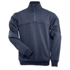 UA Tac Fleece Storm Job Shirt
