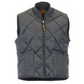 Quilted Chore Truck Vest
