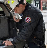 """Chicago Fire"" Chore Jacket"