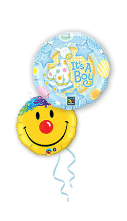 Balloon Bouquets - Baby Boy