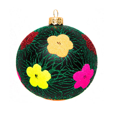 Thomas Glenn Holidays Flower Patch Ornament